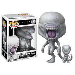 Alien - Neomorph With Toddler
