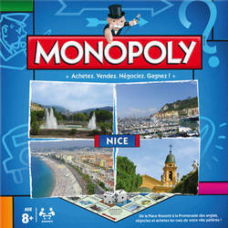 Monopoly Nice (Edition 2014)