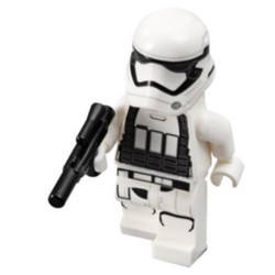 Heavy Artillery First Order Stormtrooper