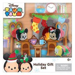 Holiday Mickey & Minnie Gift Set Playset
