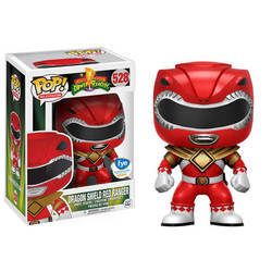 Dragon Shield Red Ranger