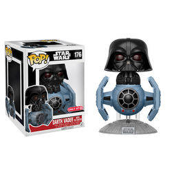 Darth Vader In Tie Fighter