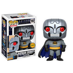 Batman The Animated Series - Batman Robot Chase
