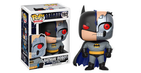 New !!! DC Batman Animated Series Batman Robot 193 Funko POP