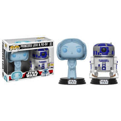 Princess Leia And R2-D2 2 Pack
