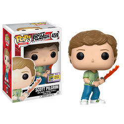 Scott Pilgrim vs. the World - Scott Pilgrim with Sword of Destiny