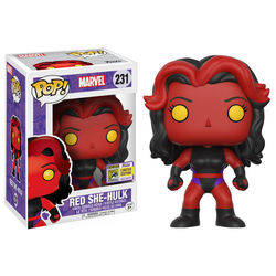 Marvel - Red She Hulk
