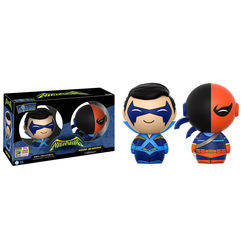 Nightwing And Deathstroke 2 Pack