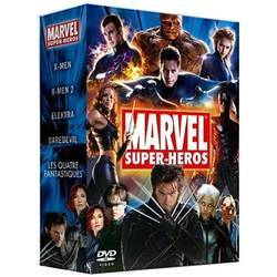 MARVEL Super héros - Coffret 10 DVD