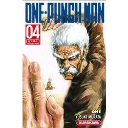 One punch man tome 4