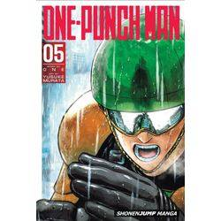 One punch man tome 5