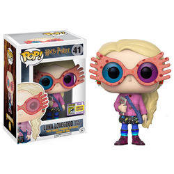 Harry Potter - Luna Lovegood with Glasses