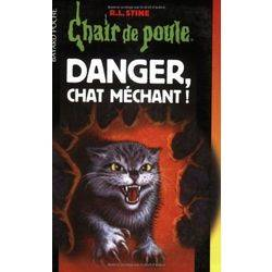 Danger, chat méchant !