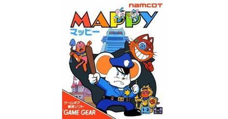 mappy game gear