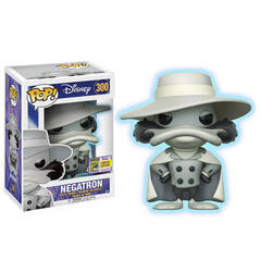 Darkwing Duck - Negatron Glow In The Dark