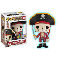 Pirates of the Caribbean – Jolly Roger Glow In The Dark