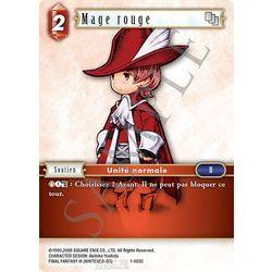 Mage rouge