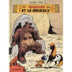 Yakari et le grizzly