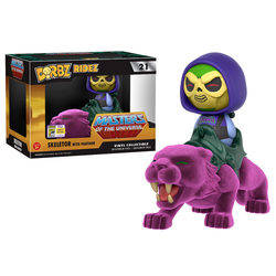 Skeletor with Panthor