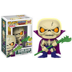 Masters of the Universe - Scare Glow GITD