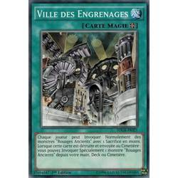 Ville des Engrenages