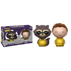 Rocket and Peter Quill 2 Pack