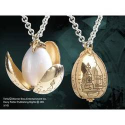 Pendentif - Oeuf d'Or