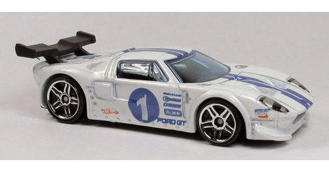 Ford Gt Lm Hot Wheels N4042