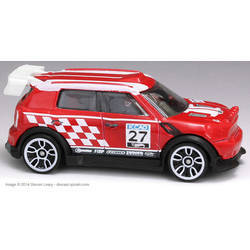 Mini Countryman Rally