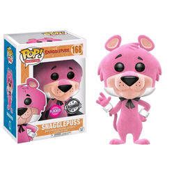 Hanna-Barbera - Snagglepuss Flocked