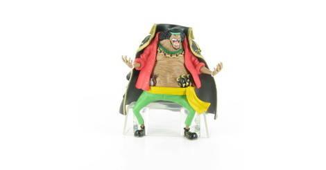 marshall d teach barbe noire figurines one piece hachette 41. Black Bedroom Furniture Sets. Home Design Ideas