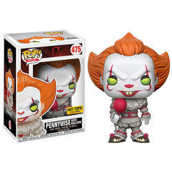 It - Pennywise with Ballon
