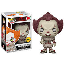 It - Pennywise with Boat CHASE