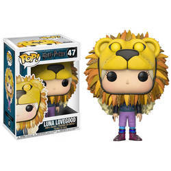 Harry Potter - Luna Lovegood with Lion Head