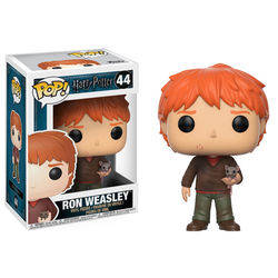 Harry Potter – Ron Weasley with Scabbers