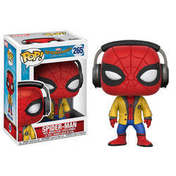 Spider-Man Homecoming - Spider-man Yellow Jacket