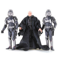 Emperor Palpatine & Shadow Stormtroopers - The Force Unleashed