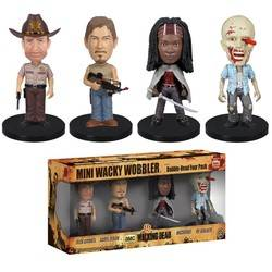 The Walking Dead 4 Pack