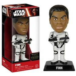 Star Wars - Finn as FN-2187