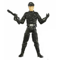 Imperial Officer (Brown Hair)