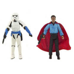 Comic Pack - Lando Calrissian & Stormtrooper