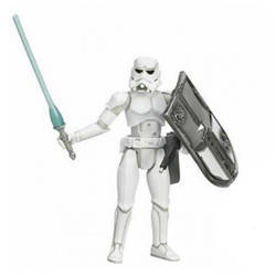 McQuarrie Concept Stormtrooper - Ultimate Galactic Hunt