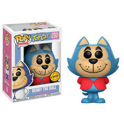 Top Cat - Benny The Ball Red