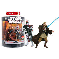 Order 66 - Obi-Wan Kenobi & Arc Trooper Commander