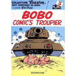 3. Bobo comic's troupier