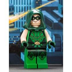 Green Arrow Minifigure (SDCC 2013 Exclusive)