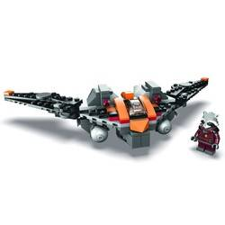 Rocket Raccoon's Warbird (SDCC 2014)