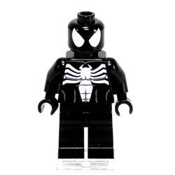 Spider-Man in Black Symbiote Costume (SDCC 2012)
