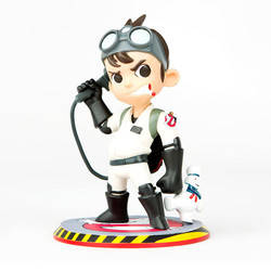 Ghostbusters Ray Q-Pop