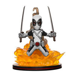 Deadpool Gray Q-Fig